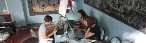 Il social media team a lavoro per la mostra di Picasso a Pisa