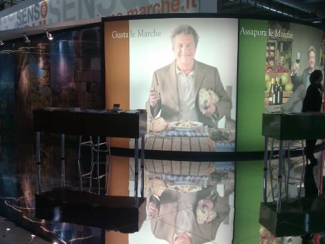 Dustin Hoffman per promuovere le Marche alla Bit