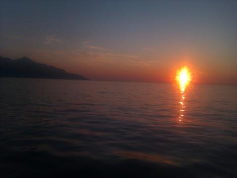 Capo Enfola isola d'Elba