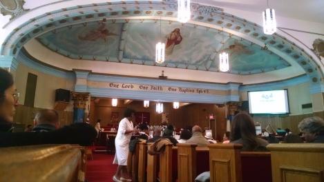 Gospel in Harlem